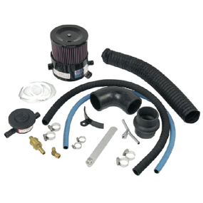 AirSep Marine Diesel Genset Closed Crankcase Ventilation Kit