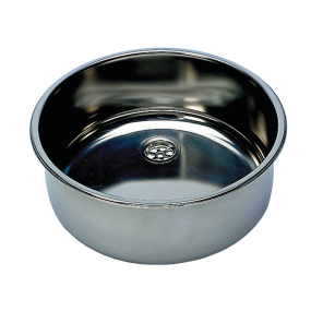 Round Stainless Sinks