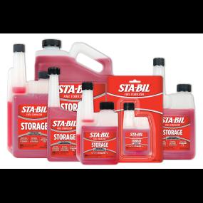 Storage Formulation - Concentrated Fuel Stabilizer for Gasoline
