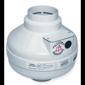 AC Inline Duct Fan