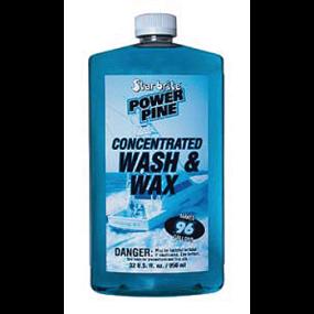 Power Pine Boat Wash & Wax
