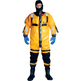 Mustang Ice Commander Rescue Suit - IC9001-02