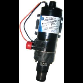 Self-Priming Sealed Macerator Pump