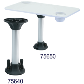 Quick Release Table Pedestal System