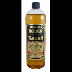 Golden Teak Oil
