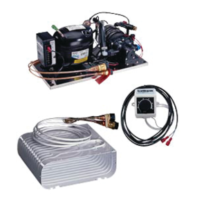 Compact Magnum Sea Water Cooled Refrigeration Units