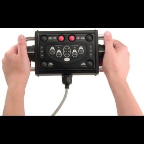 Handheld Remote Control Head