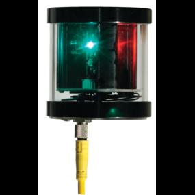 LED Tri-Color/Anchor/Strobe Light w/Photo-Diode