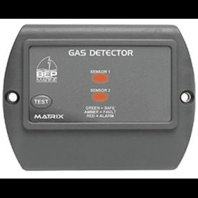 Contour Matrix Gas Detector