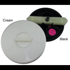 Round Watertight Compression Deck Plate
