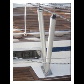 Aluminum Rigging Screw Covers