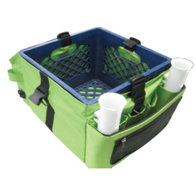 Crate Cover - Gear Holder