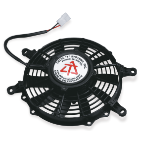 DC Axial Fans - Ignition Protected