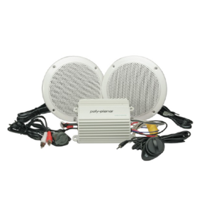 MP3 Player Small Boat Sound System