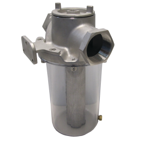 Stainless Steel Raw Water Strainer