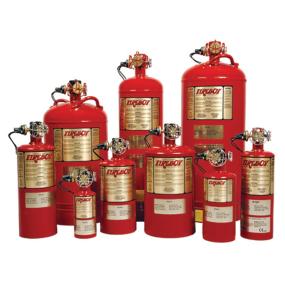 MA2 Series Manual⁄Automatic Fire Extinguishers - HFC-227ea Agent