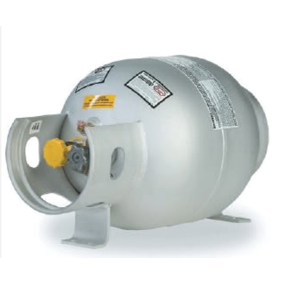 Aluminum LPG Cylinders - Horizontal
