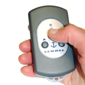 3-Button Wireless Windlass Remote Kit
