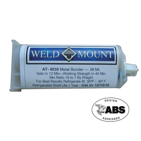 AT-6030 Acrylic Adhesive for Metal Bonding