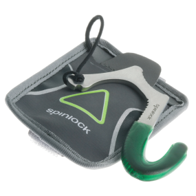 Emergency Safety Line and Tether Cutter