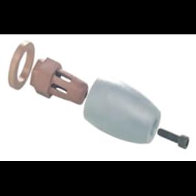 Prop Nut Anode - Complete - Aluminum