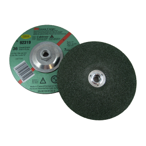 Green Corps Combination Cutting and Grinding Wheel