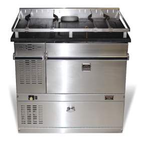 Beaufort Diesel Cookstove with Oven