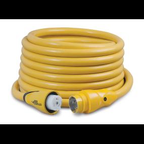 50 Amp 125V EEL ShorePower Cordsets - Yellow