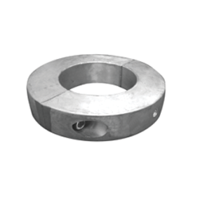Limited Clearance Collar Anodes - Aluminum
