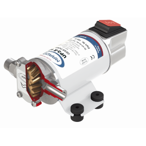 UP3-R Reversible Diesel Transfer Gear Pump - with Integral 3-Way Switch