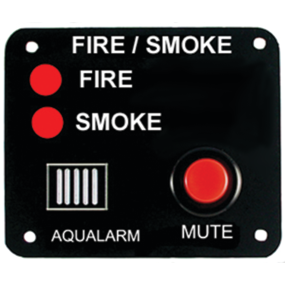 20278 Fire and Smoke Warning Panel - 24 Volts