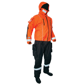 Boss: Boat Operator Safety Suit