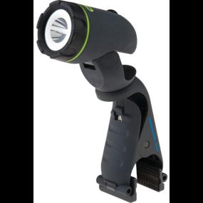 Blackfire Clamplight Waterproof Flashlight