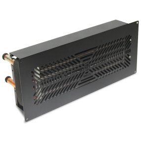 Commericial Hydronic Cabin Heater - Grill Face Heater - 400 COM