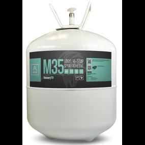 M35 - Vinyl Hi-Temp Spray Contact Adhesive