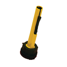 Straight ECO Spout - with EPA Spill-Proof Valve