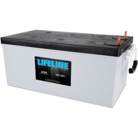 12V Lifeline 8D AGM Deep Cycle Batteries