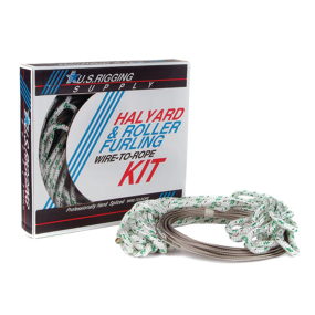 Wire-to-Rope Halyard Kits