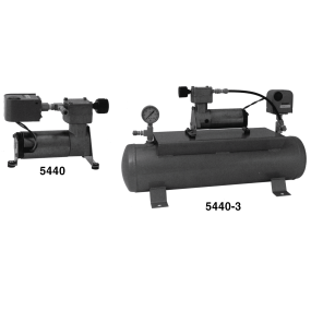 Compressor Systems - Moderate & Continuous Duty