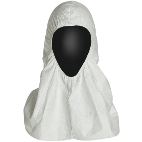 SHOULDER LENGTH TYVEK HOOD