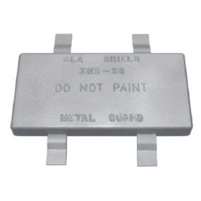 Anodes with Weld-On Straps - Zinc