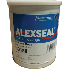 HS Clear Coat Gloss - H0150