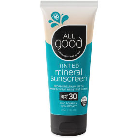 SPF 30 Tinted Mineral Sunscreen - 3 oz