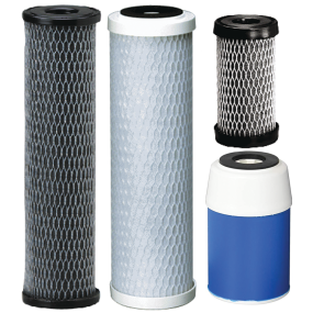 Water Filter - Carbon Media Cartridges