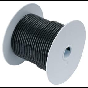 108002 of Ancor 10 Black Tinned Copper Wire