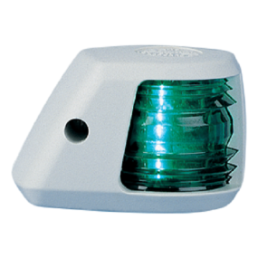 Aqua Signal Series 20 White Navigation Light - Side Mount, Starboard