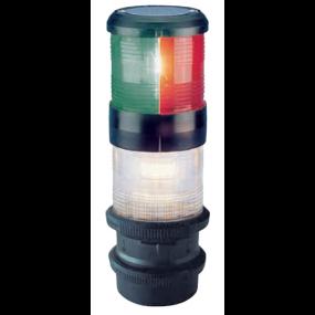 Series 40 Sailboat Navigation Light, Tri-color/Anchor/Strobe