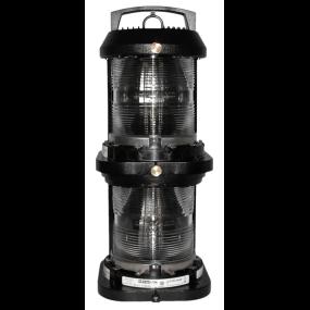 Series 70 Double Lens Commercial Navigation Light - Masthead