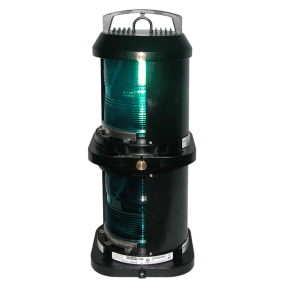 Series 70 Double Lens Commercial Navigation Light - Starboard