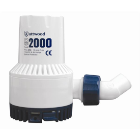 Attwood Heavy-Duty Bilge Pump 2000